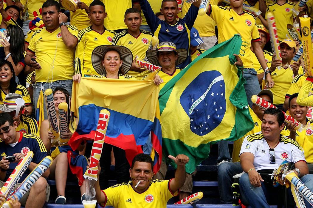 Vanguardia Liberal lo lleva al partido entre Colombia y Brasil