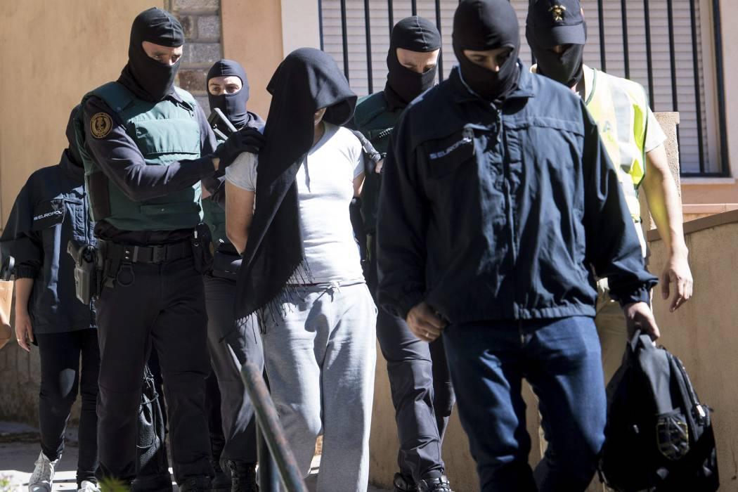 Cárcel en España a seis miembros de Al Qaeda