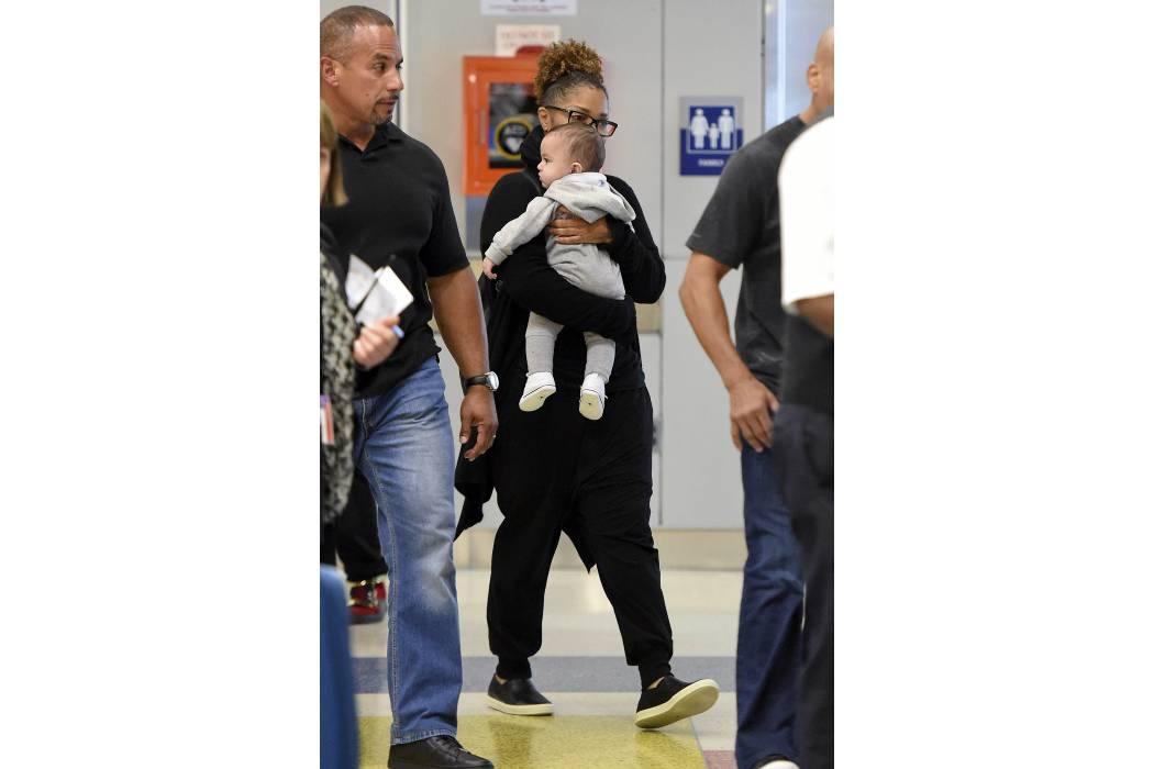 El bebé de Janet Jackson ya tiene seis meses