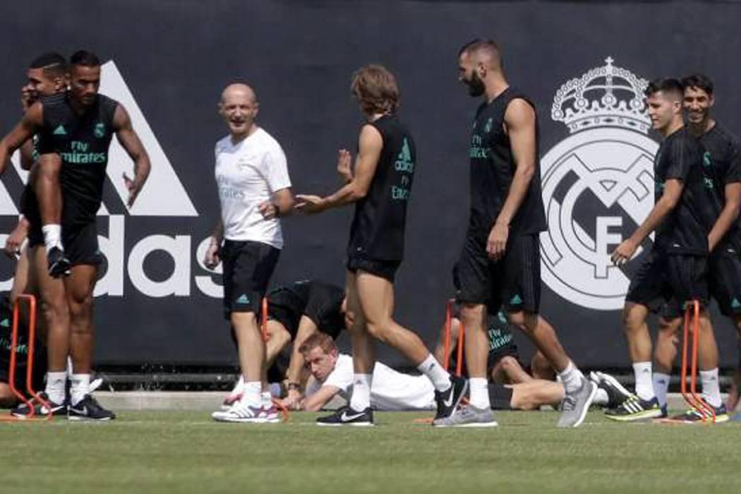 Tras una amenaza de bomba, evacúan universidad donde entrenaba Real Madrid