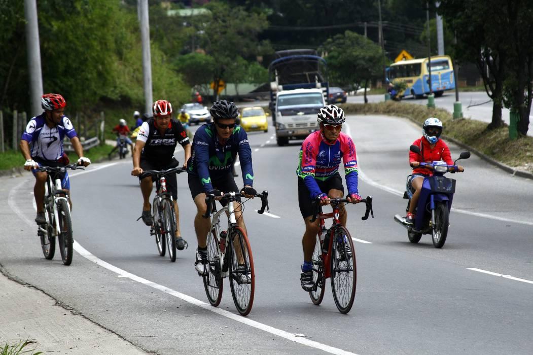Los amantes del ciclismo tendrán Ciclopaseo Élite