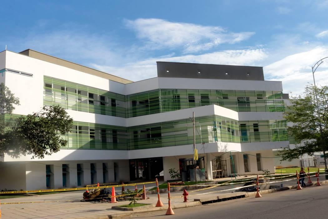 Con esta nueva estación de Policía vigilarán 96 barrios de Bucaramanga