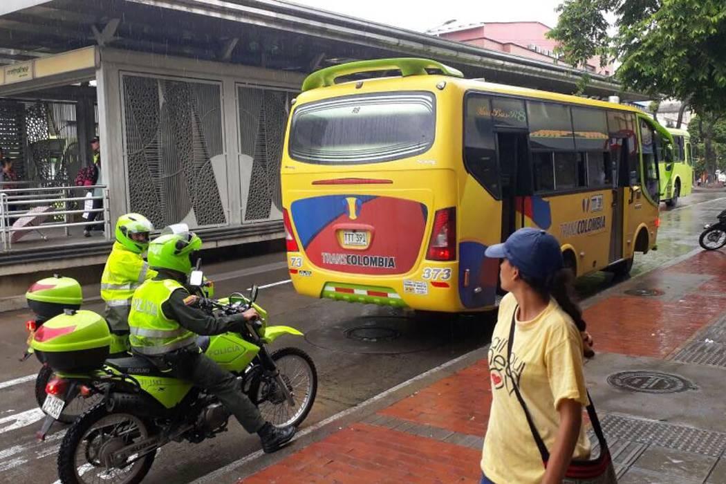 Ya está lista la prueba para usar el bus y Metrolínea con un solo pasaje