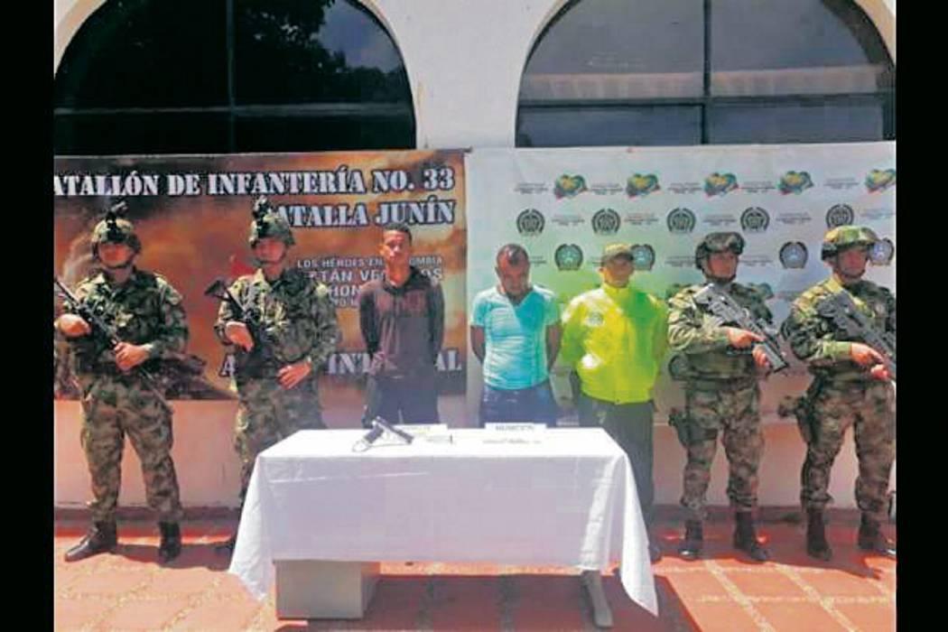 Capturado alias '21', segundo cabecilla del bloque Córdoba del 'Clan del Golfo'
