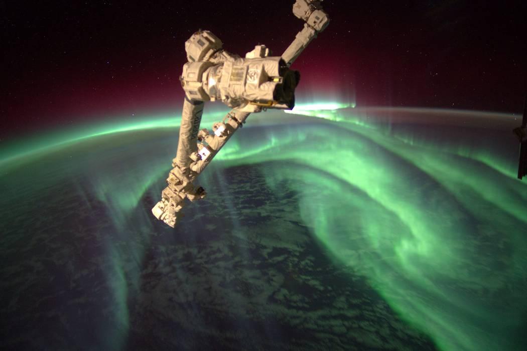 La Estación Espacial Internacional está en Street View
