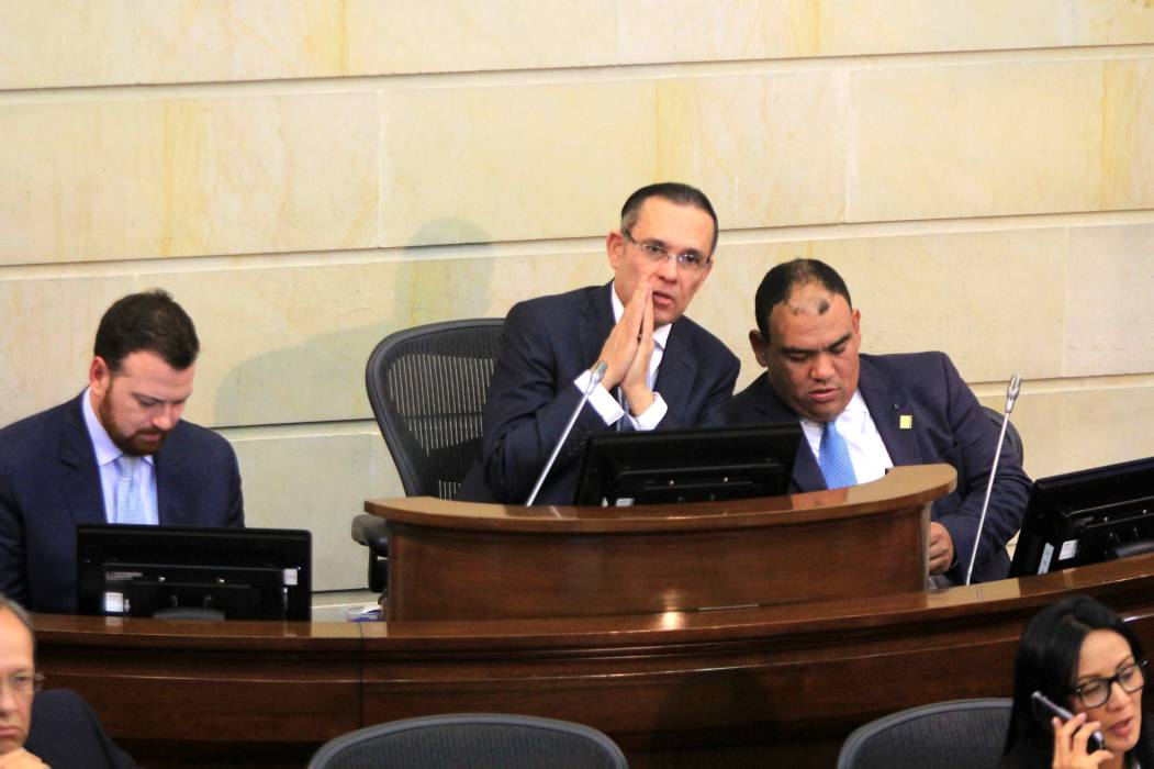 Senado definiría este martes la suerte de las circunscripciones especiales de paz