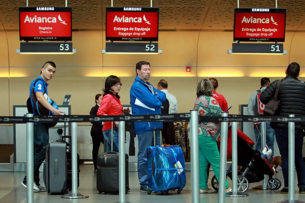 """""""Plan de choque"""" de Avianca para viajeros por crisis en Venezuela"""