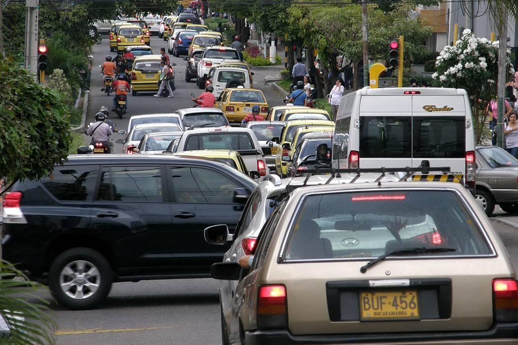Este mes se tomaría una decisión sobre el Pico y Placa en Bucaramanga