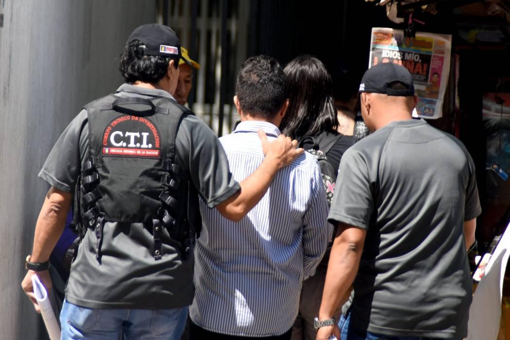 Capturan en Santander a padrastro que abusaba de sus hijastras