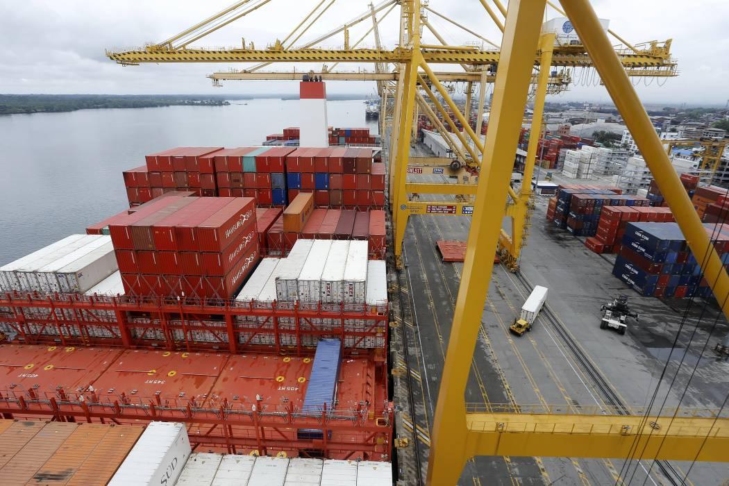 En el primer semestre, exportaciones sumaron US$17.461,9 millones