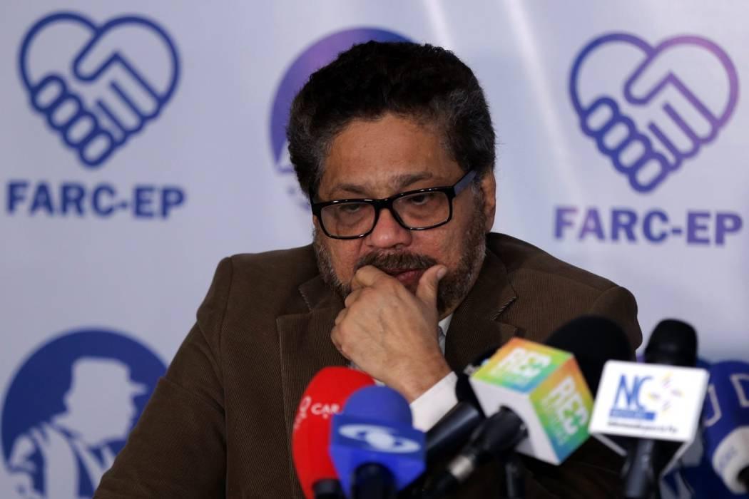 Iván Márquez sería cabeza  de lista de las Farc al Senado