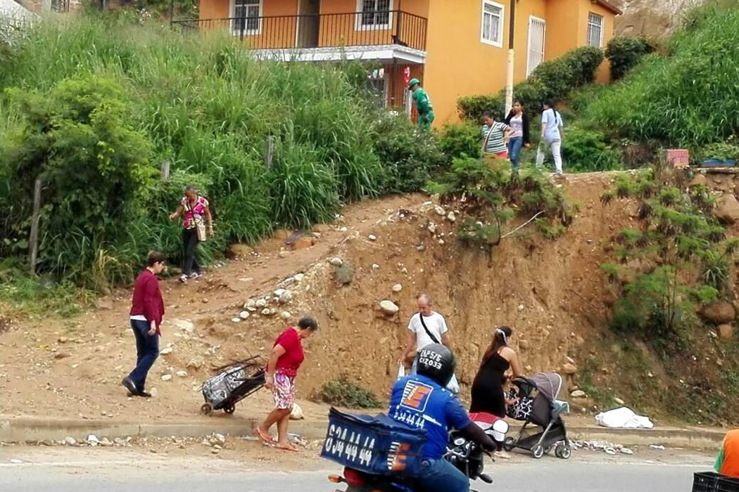 Comunidad de Bellavista en Girón espera proyectos de infraestructura