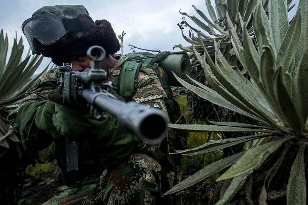 Ataque del Eln dejó tres soldados heridos en Arauca