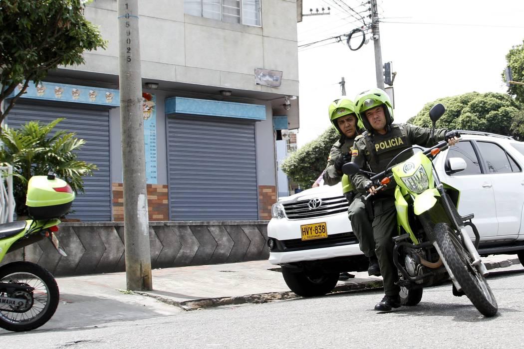 Reconstruimos balacera que dejó tres heridos en Bucaramanga