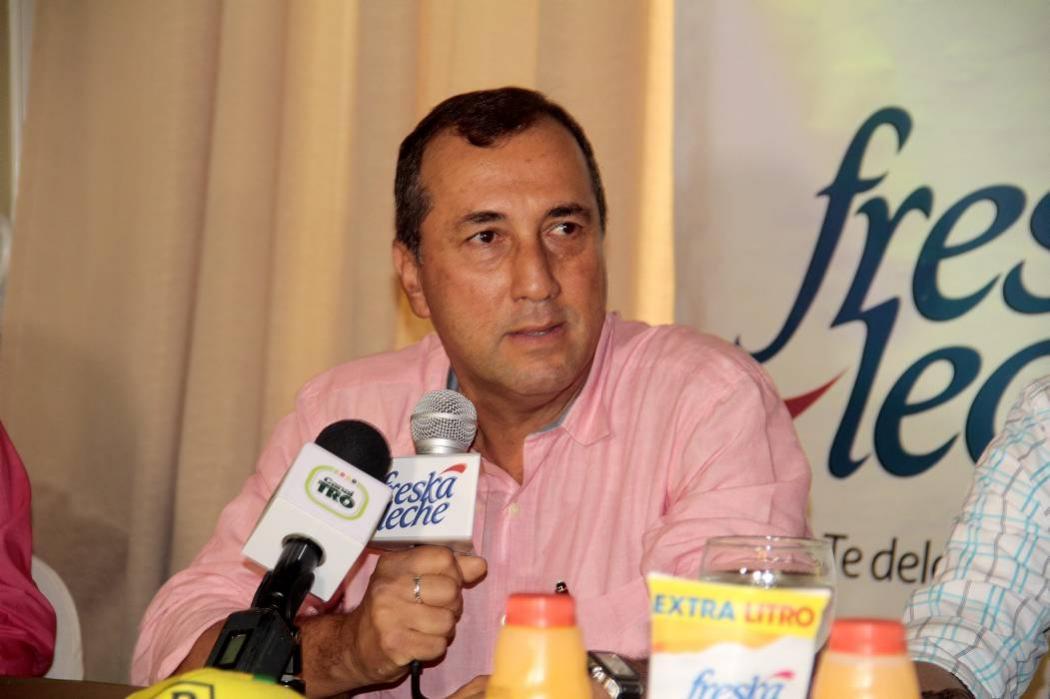 Presidente del Atlético Bucaramanga confirmó que renunció a su cargo
