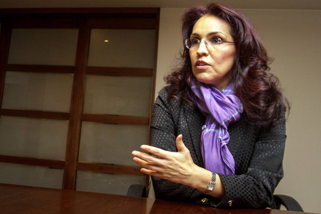 Senadora Viviane Morales propuso proyecto de ley para convocar constituyente