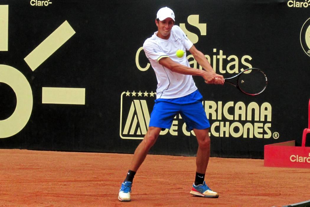 Santandereano Daniel Elahi Galán está cerca de la Copa Davis