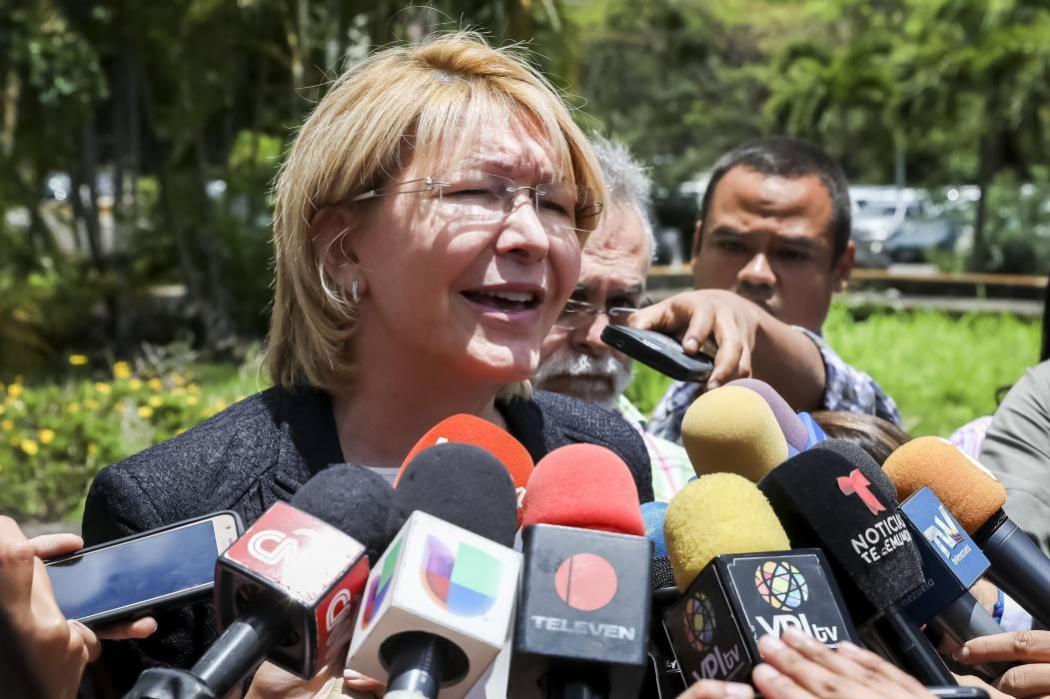 Presidente Santos confirmó que exfiscal venezolana está bajo su protección