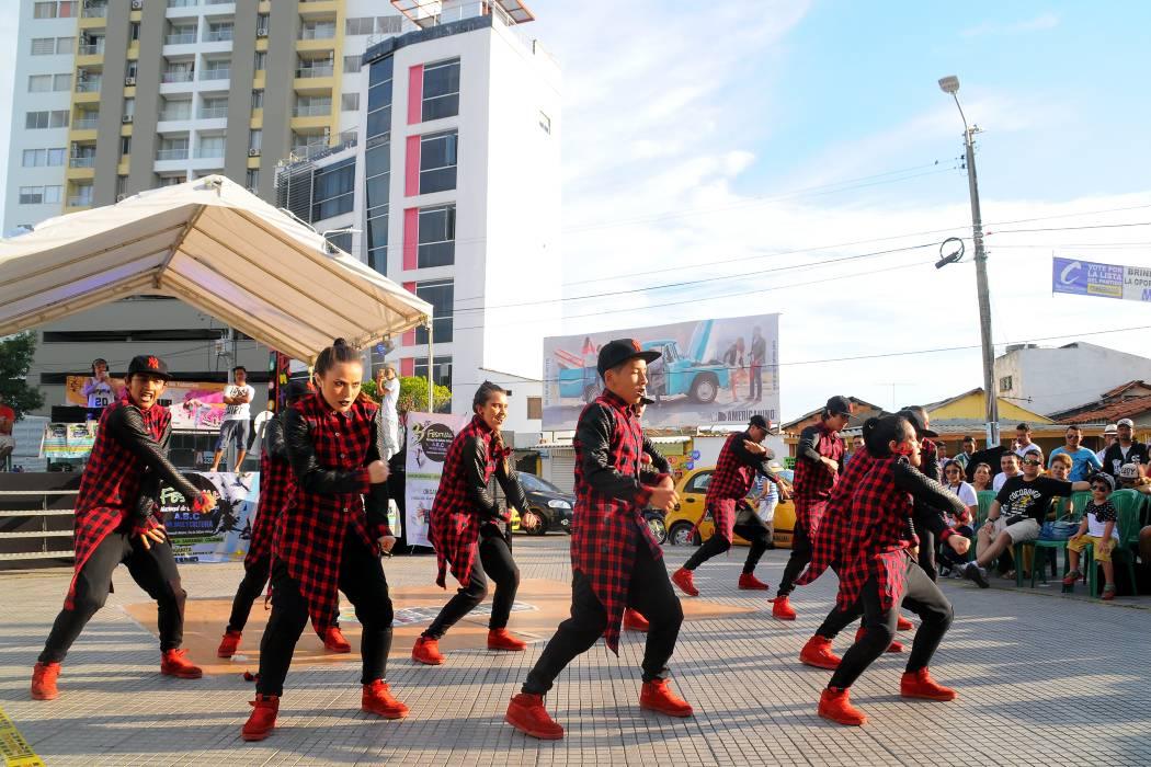 Se aproxima el 5° Festival  Nacional de Danza Urbana