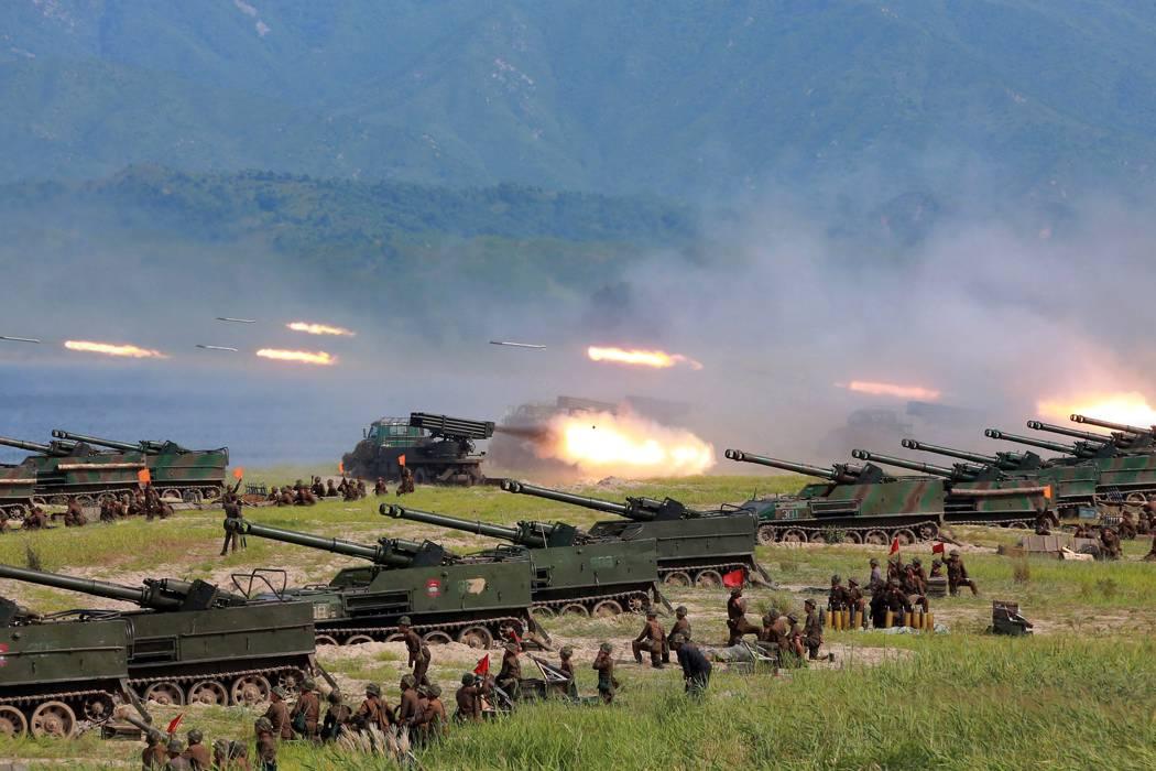 Confirman que el último misil lanzado por Corea del Norte sobrevoló Japón