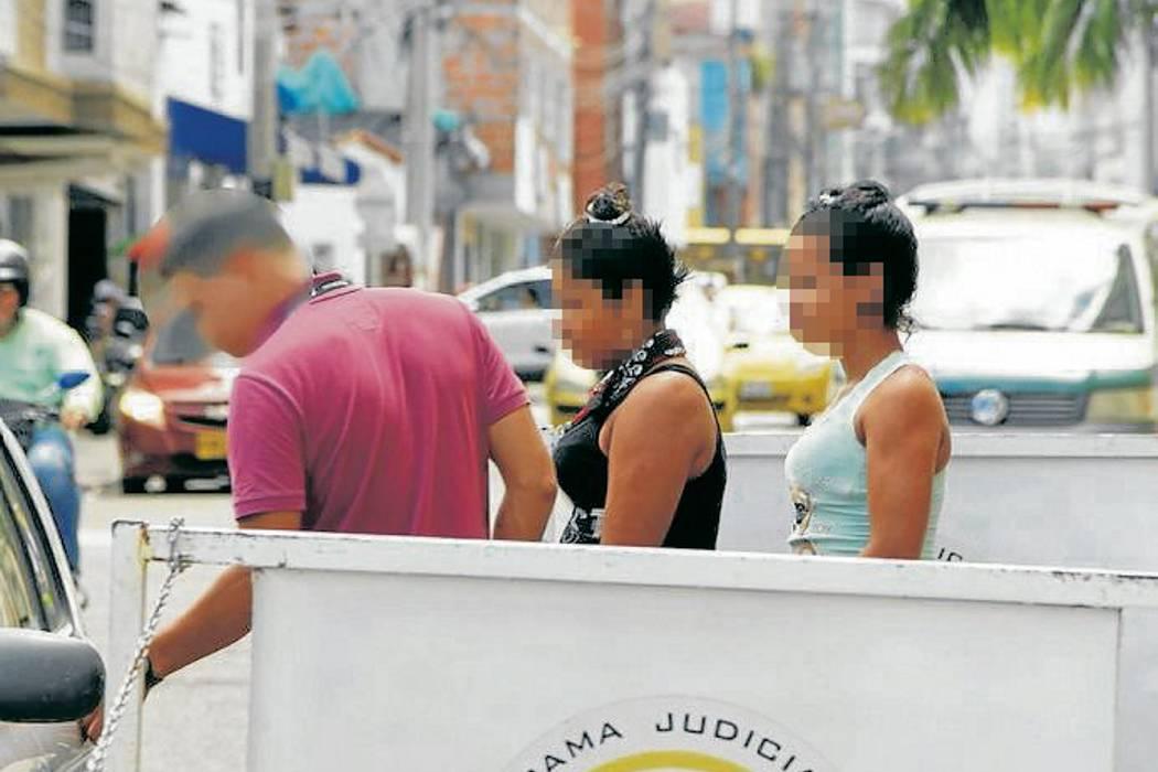 Capturan a 2 mujeres de la guerrilla del Eln