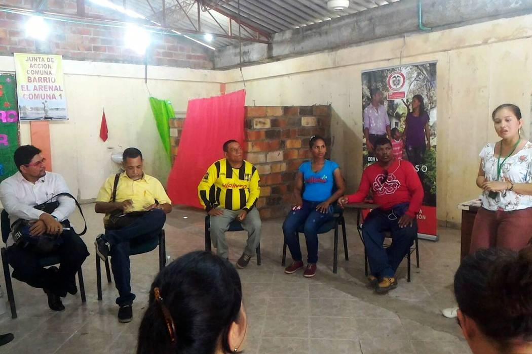 150 desmovilizados están en plan  de reintegración en Barrancabermeja