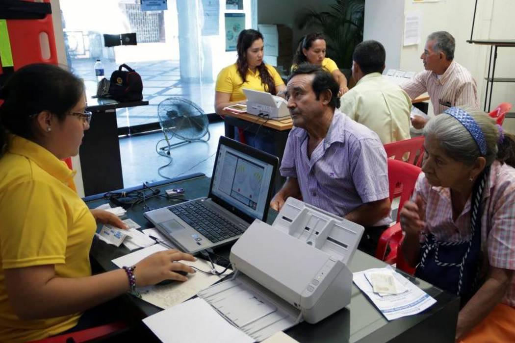 Censo de adultos mayores avanza a muy buen ritmo