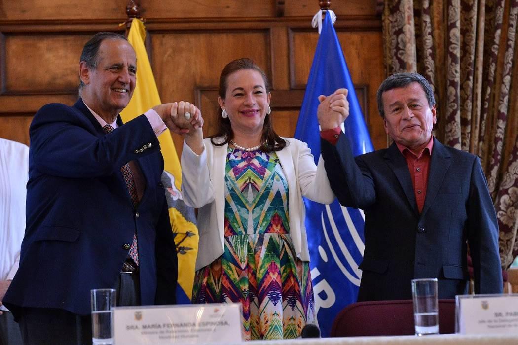 ONU e Iglesia católica verificarán cese del fuego entre Gobierno y Eln