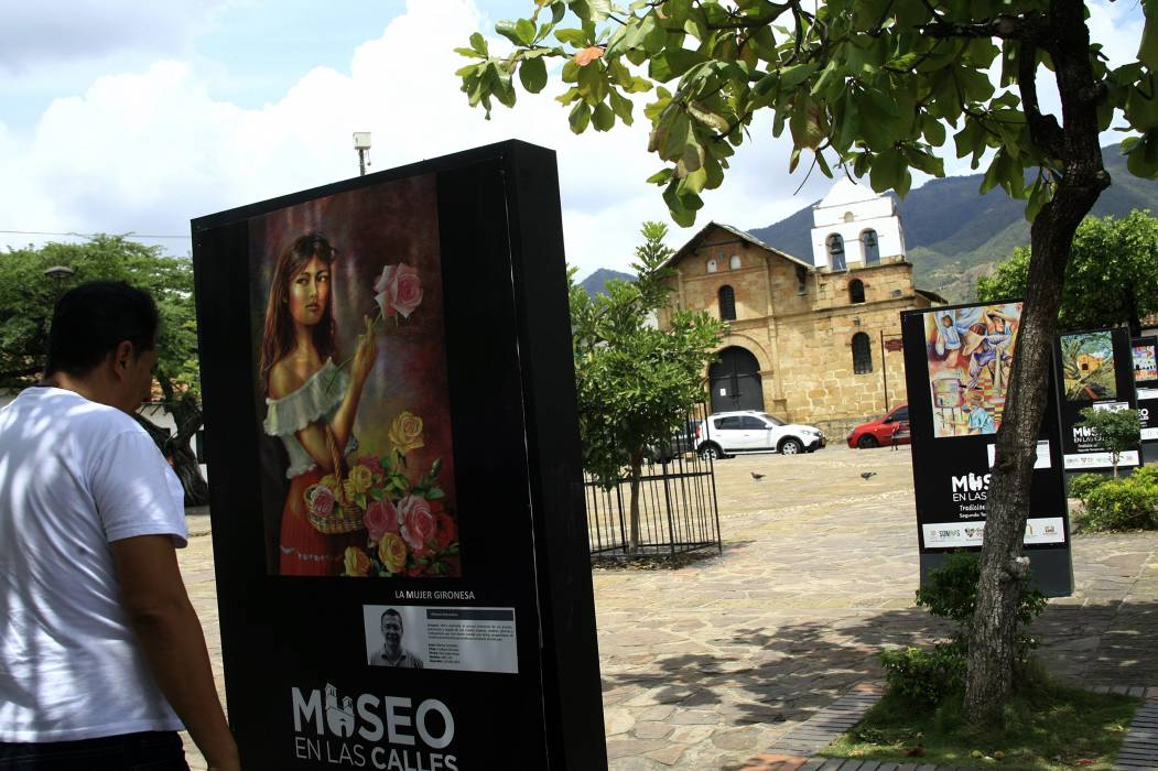 'Museo en las Calles' para acercar el arte