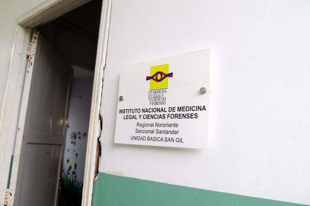 Se prenden las alarmas ante situación de Medicina Legal en San Gil