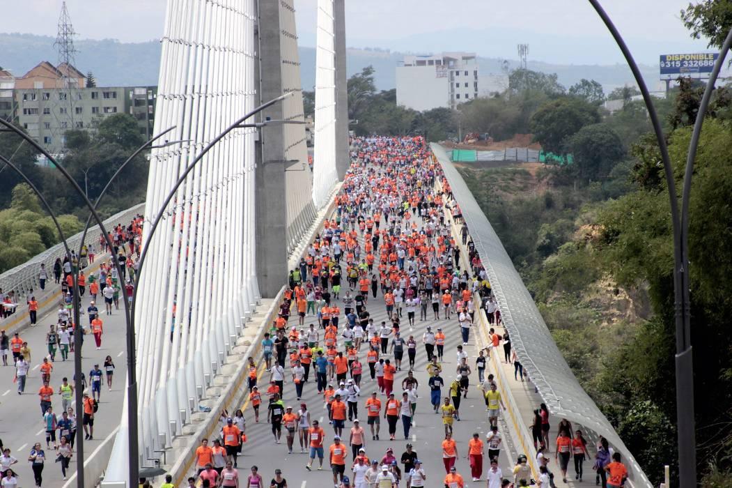 Hoy se presenta el ¼ de Maratón de Bucaramanga