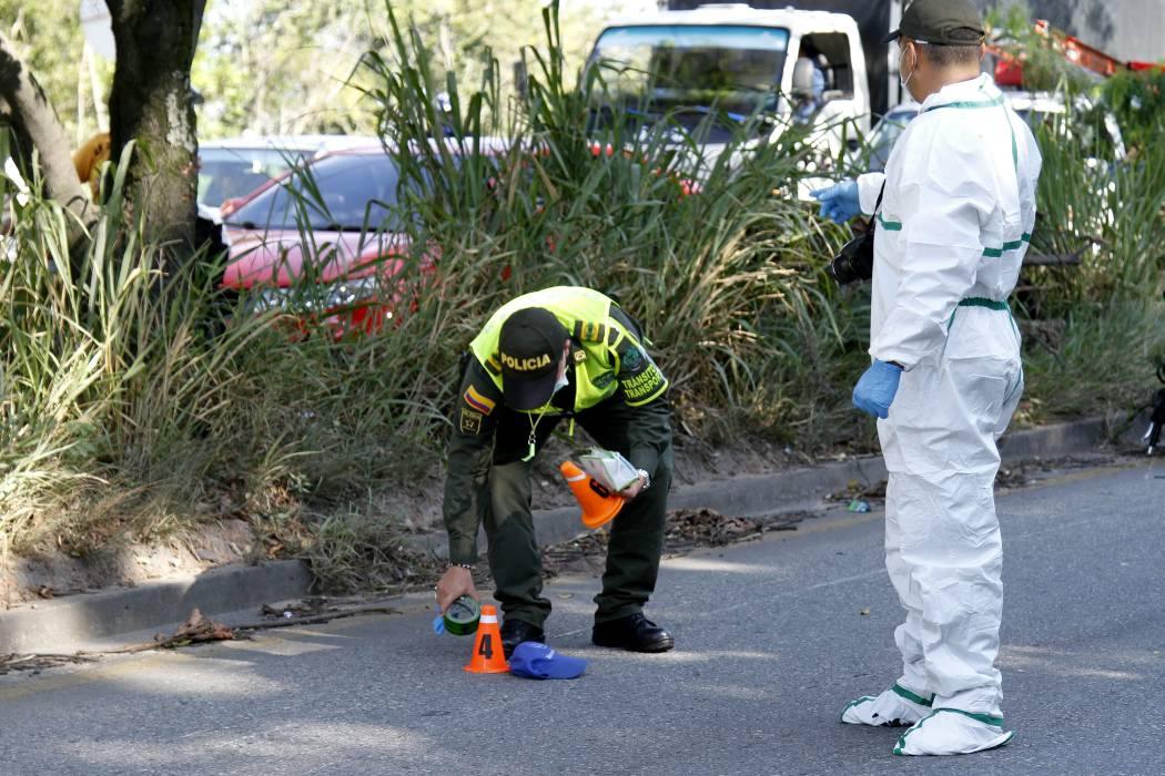 Dos peatones fallecieron en accidentes de tránsito en el área