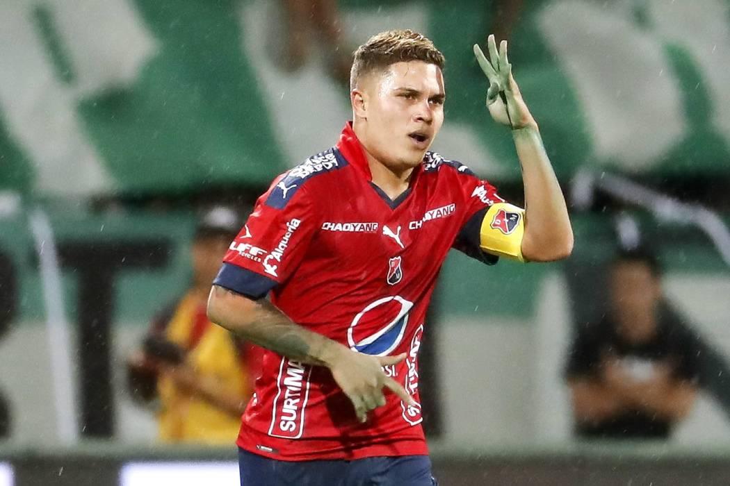 Juan Fernando Quintero pidió disculpas tras expulsión ante Atlético Bucaramanga