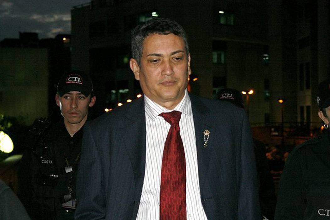 Capturado excongresista Rodrigo Roncallo Fandiño por 'parapolítica'