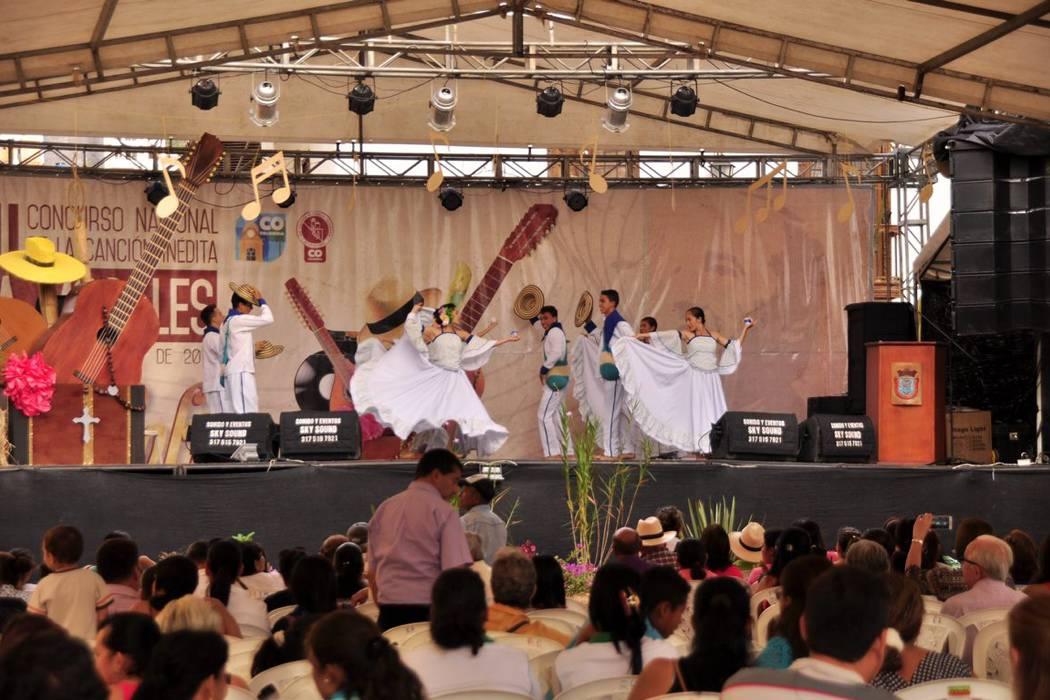 Hoy, danza y cine en semana cultural 'José A. Morales'