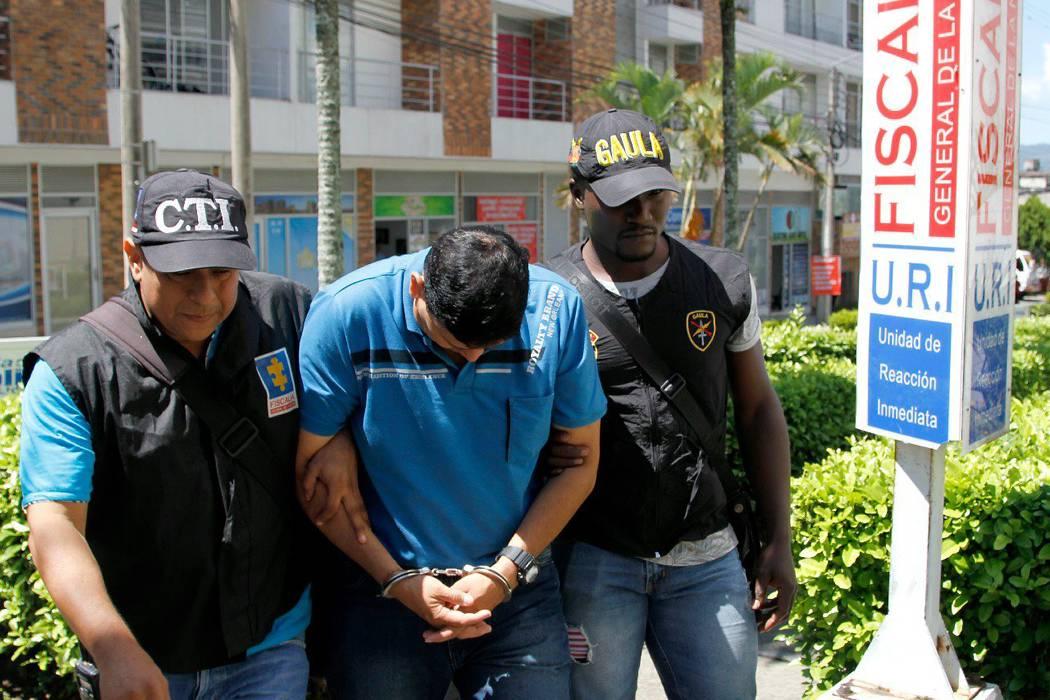 Capturados 3 docentes en Bucaramanga por delitos sexuales con niños