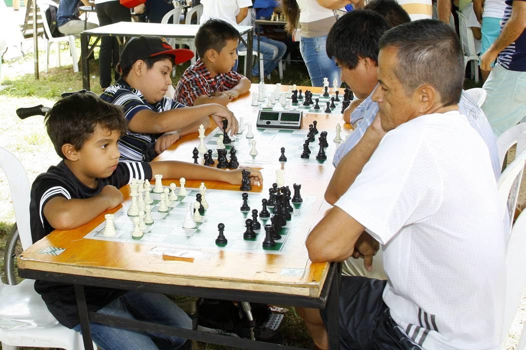 Torneo departamental de Ajedrez en Piedecuesta