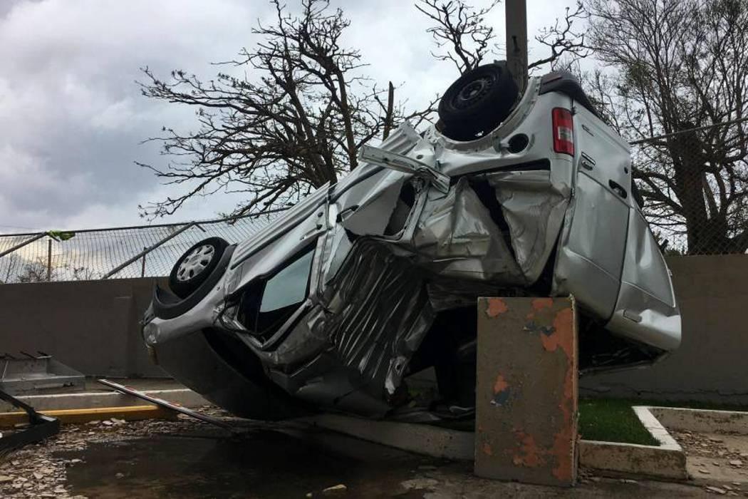 Por lo menos seis fallecidos por huracán María en Puerto Rico