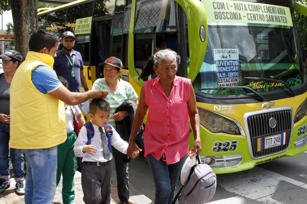 Hoy arrancan dos rutas nuevas aprovechando el 'Día sin carro'