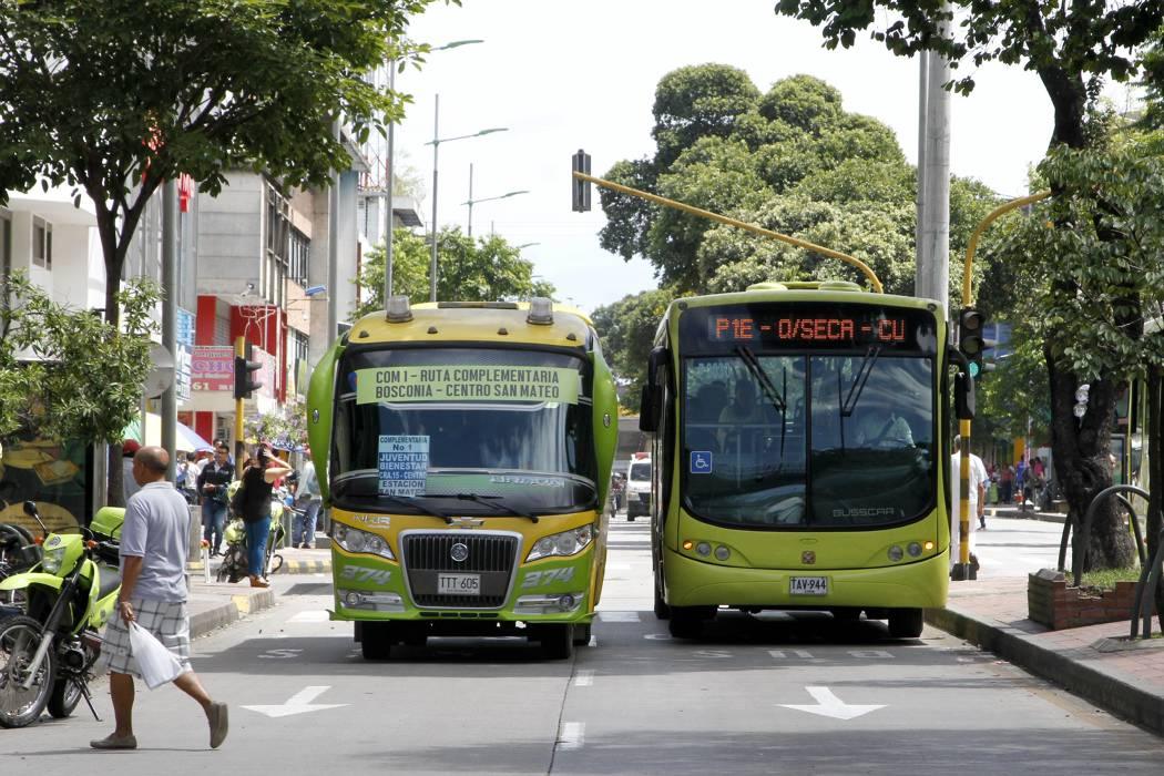 ¿Cómo les fue a las nuevas rutas de transporte en Bucaramanga?