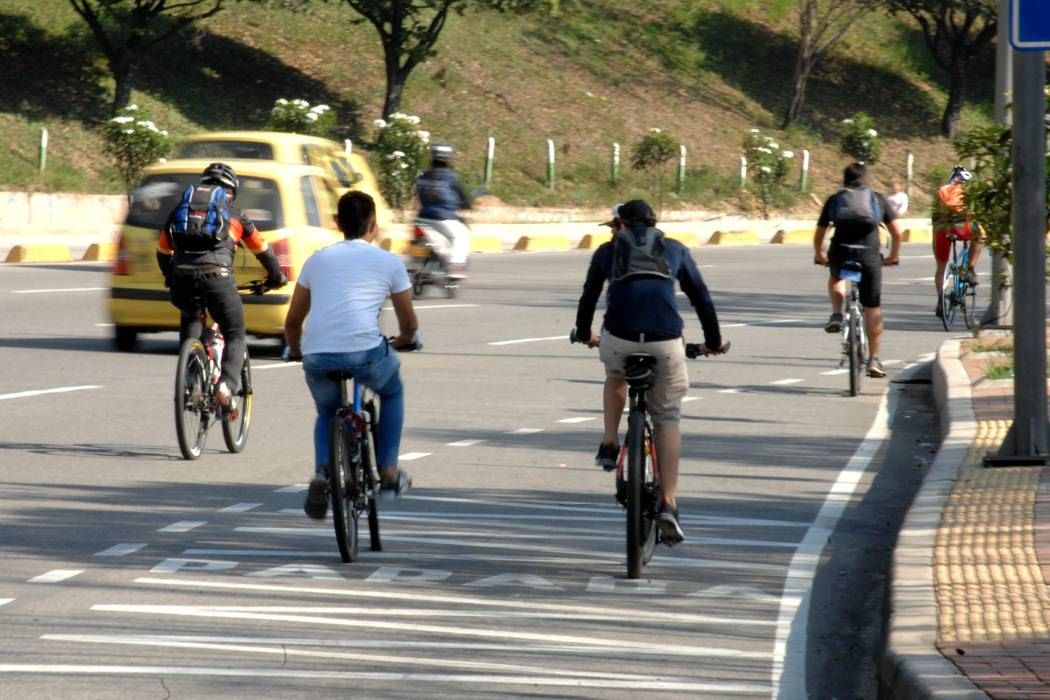 Así se vivió el Día Sin Carro  en los municipios del área