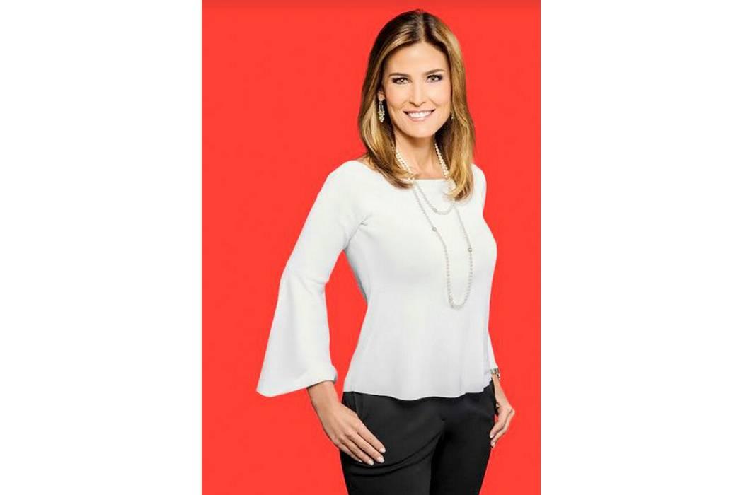 María Andrea  Vernaza se retira de la televisión