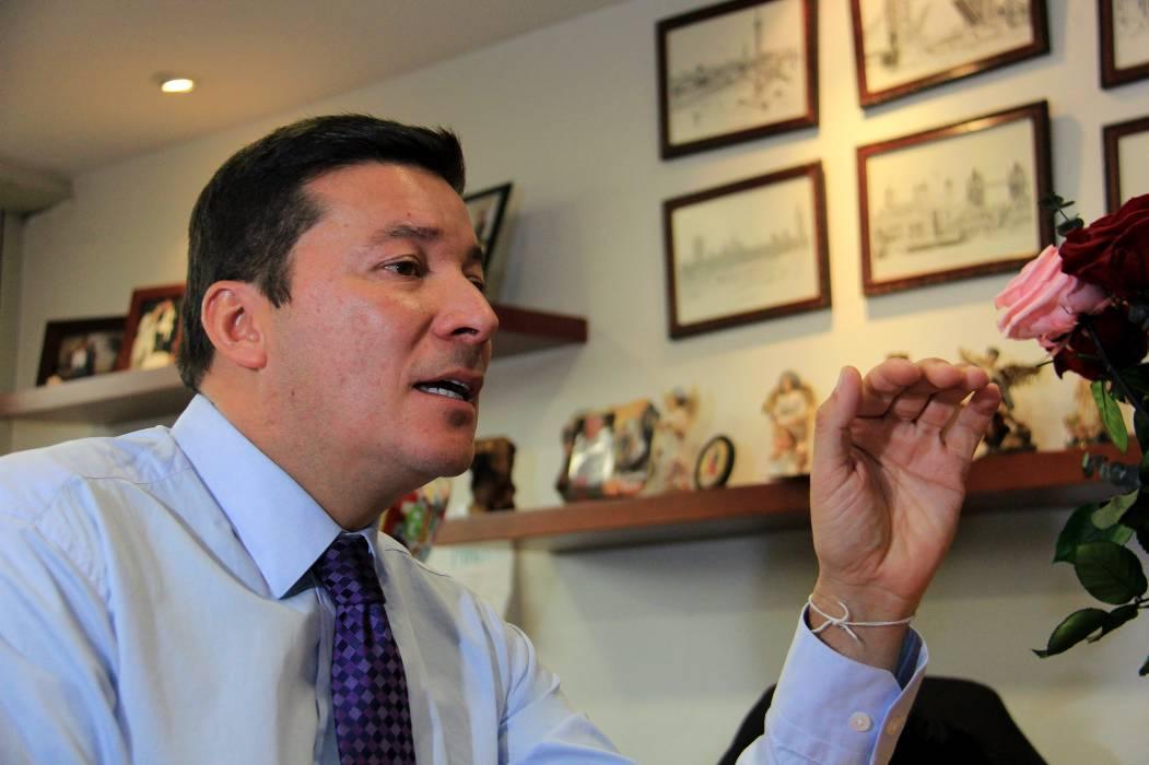 """""""Mayorías del Congreso hoy no son las mismas"""": Hernán Penagos"""