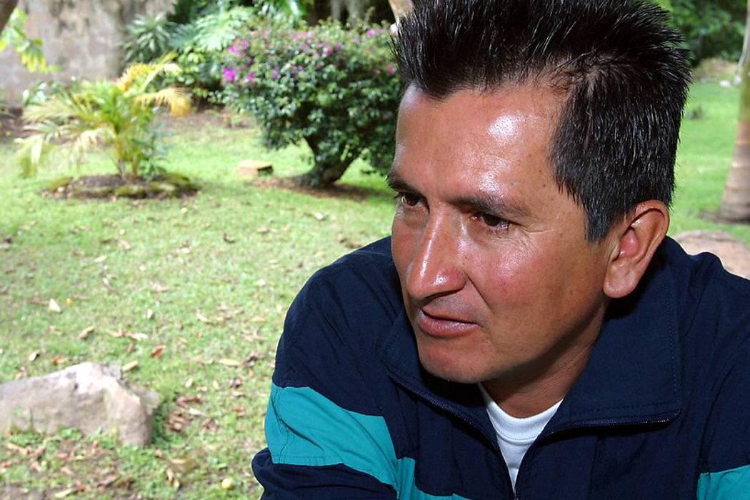 'Lucho' Herrera, gloria del ciclismo colombiano, tiene cáncer