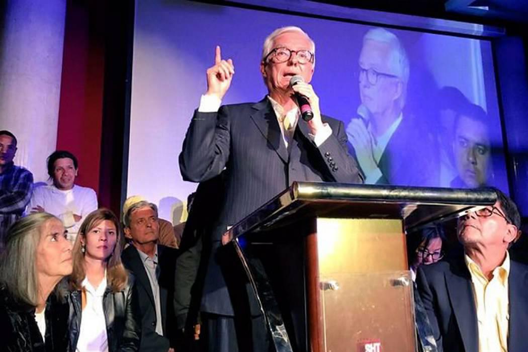Polo Democrático definió a Jorge Robledo como candidato presidencial