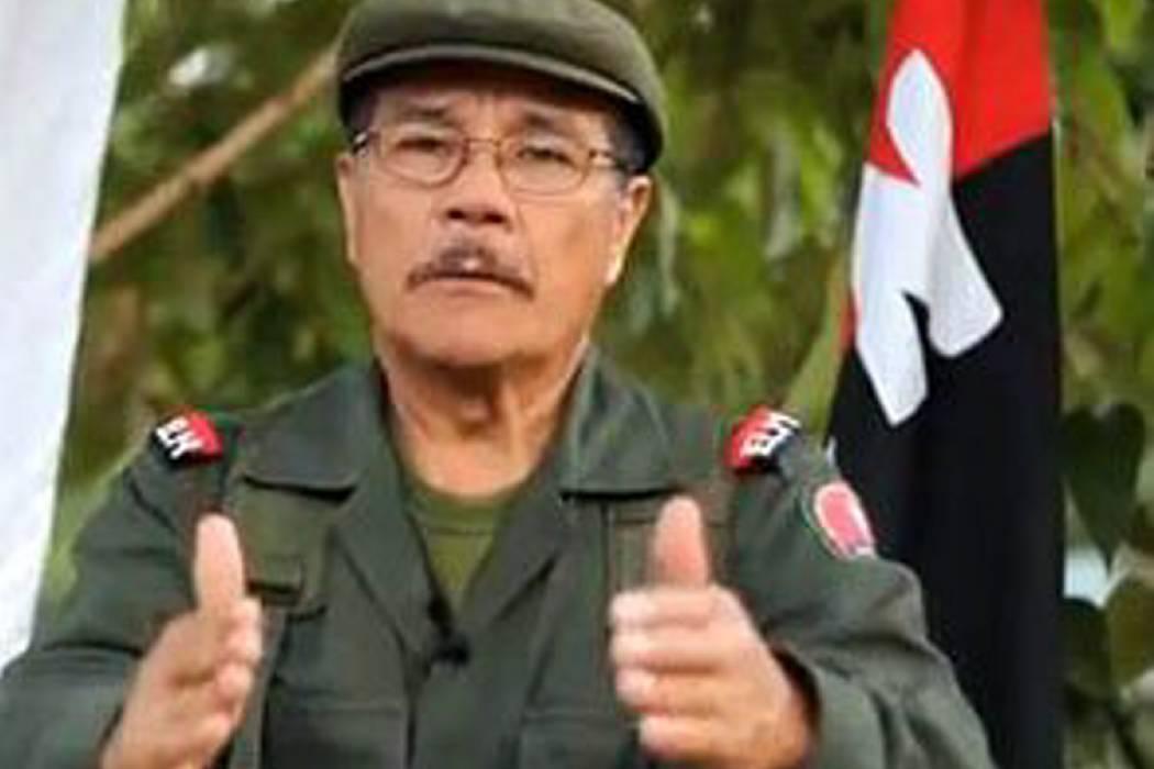 'Gabino' ordenó al Eln cesar operaciones desde mañana
