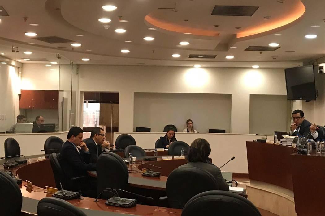Comisión de Acusación imputó cargos contra magistrado Gustavo Malo por corrupción