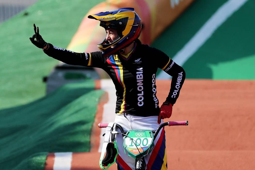 Mariana Pajón debutará en el ciclismo de pista