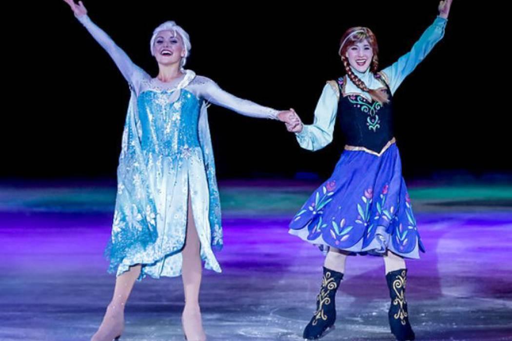 Disney sobre el hielo comienza su gira por Colombia