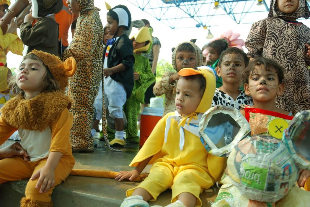Líderes comunales promueven jornadas de donación para niños